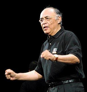 Héctor Ruiz, Presidente y Director Ejecutivo de AMD