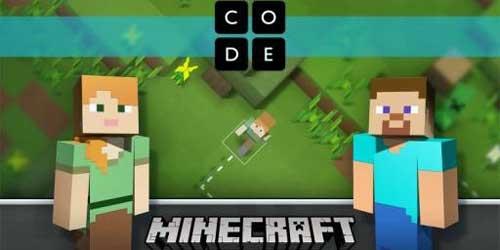 El tutorial de Minecraft enseña nociones básicas de programación