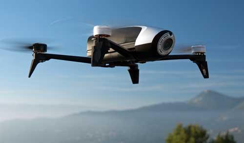 Bebop 2: Parrot inventa el drone todo-en-uno, ligero y con 25 minutos de autonomía