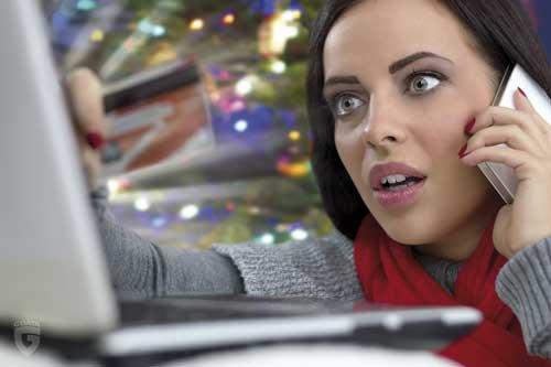 Durante las fiestas, los cibercriminales persiguen tarjetas y credenciales de acceso a cuentas de correo o servicios de pago
