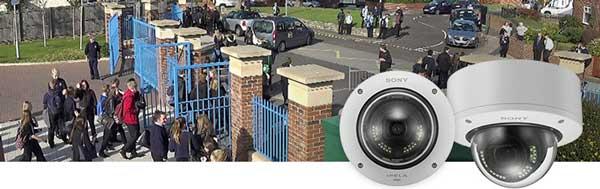 Sony lleva la primera solución de videovigilancia 4K al Harton Technology College