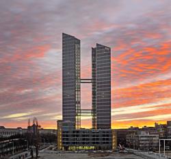 Torres HighLight, Múnich, sede de la unidad Watson IoT de IBM