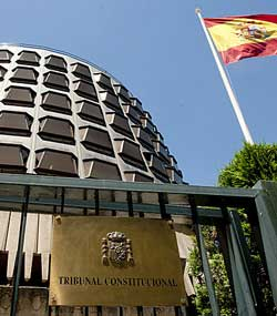Sede del Tibunal Constitucional