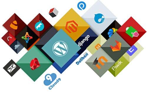 Entre las aplicaciones disponibles en Cloudbuilder Next están las más populares y utilizadas como WordPress, Joomla!, Magento o PrestaShop
