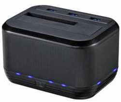 TooQ facilita las copias de seguridad y la carga rápida de dispositivos con una nueva docking station