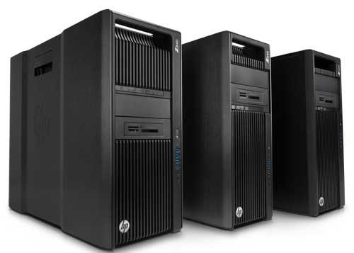 HP actualiza sus estaciones de trabajo con procesadores Xeon E5v4 y unidades SSD