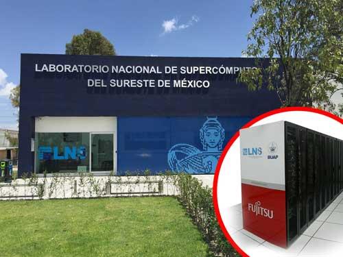 En centros como el LNS, México desarrolla la supercomputación y el I+D con tecnologías HPC de Fujitsu
