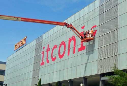 La sede de Itconic se prepara para la nueva etapa