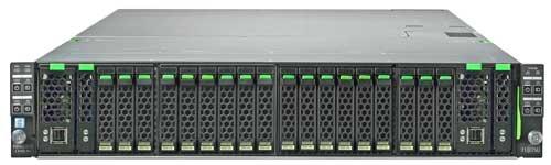 PRIMEFLEX Cluster-in-a-box puede alimentar hasta 60 escritorios virtuales y es perfecto para despliegues críticos de negocio