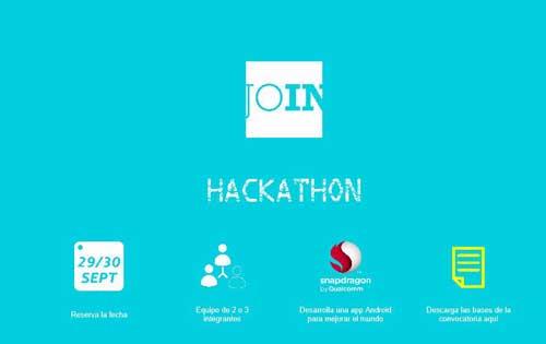 El objetivo del hackathon impulsado por Join es promover un mundo mejor a través de la tecnología y de la mano de los jóvenes