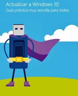Guía de actualización a Windows 10 para colegios