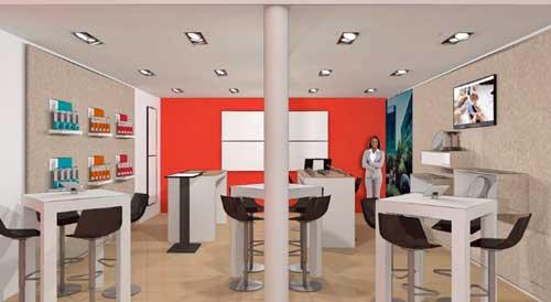 """MWC16: La tecnología de Beabloo mejorará la experiencia del cliente en la """"Connected Store"""" del pabellón de Brightstar"""