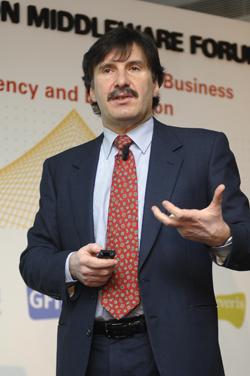 Massimo Pezzini, vicepresidente de Gartner