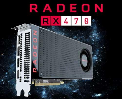 La Radeon RX 470 proporciona una experiencia excepcional para gran variedad de juegos