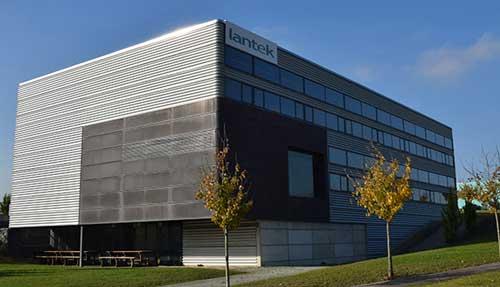 Sede de Lantek en Miñano, en Vitoria-Gasteiz