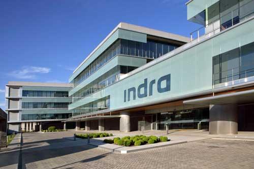Sede de Indra en Madrid