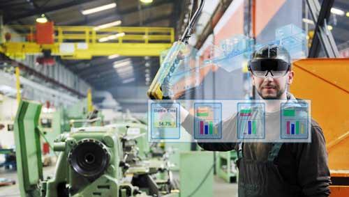 Industria 4.0: Gafas inteligentes, wearables y realidad aumentada impulsan la transformación en la fábrica