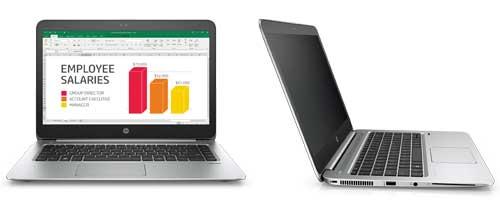 HP protege sus portátiles con Sure View, el sistema integrado de privacidad que impide la «piratería visual»