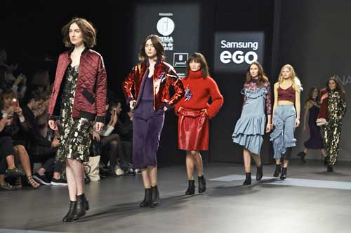 Samsung EGO invita a descubrir tecnología y moda en la Mercedes Benz Fashion Week