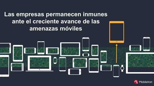 El análisis de MobileIron describe los nuevos tipos de ciberataques a móviles que han surgido y que suponen una amenaza para las organizaciones