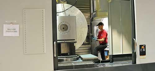 Fujitsu en IoT: GlobeRanger Manufacturing ayuda a Baker Hill en la toma de decisiones en tiempo real y en la mejora de la fabricación