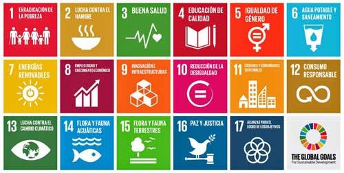 Durante esta semana, la ONU organiza la Global Goals Week para dar a conocer los 17 objetivos