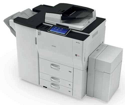Ricoh presenta una nueva gama de impresoras multifunción A3 inteligentes en blanco y negro