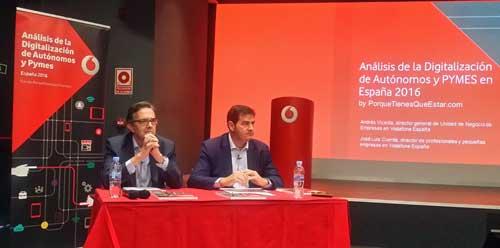 La pequeña empresa española se digitaliza y apuesta cada vez más por las redes sociales