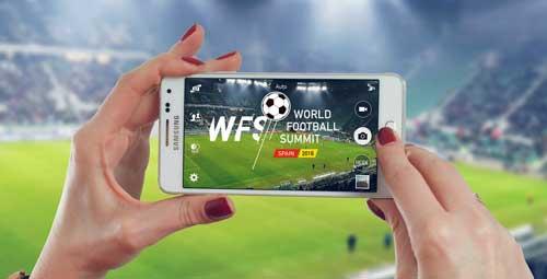 WFS es la primera gran convención internacional de fútbol que se celebra en España y que reunirá a más de 500 empresas e instituciones