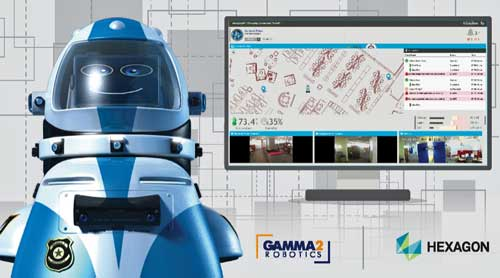 La plataforma de seguridad de Hexagon consolida los datos obtenidos por RAMSEE con información de gran variedad de sensores