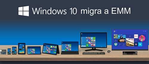MobileIron Bridge es un complemento del EMM que facilita a los departamentos de TI aplicar sus propias directivas de grupo para PCs con Windows 10
