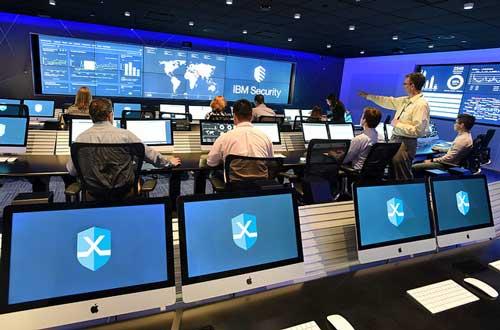 La nueva sede de IBM Security en Cambridge cuenta con un Cyber Range completamente operativo