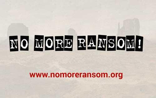 El proyecto No More Ransom ya ofrece 40 herramientas para descifrar archivos, así como  información y medidas de protección