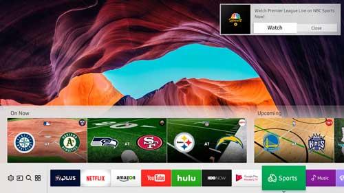 Samsung lanzará servicios Smart TV personalizados en el próximo CES 2017