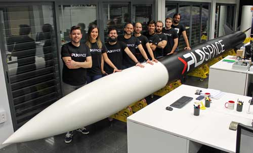 GMV invierte en PLD Space y participará en el desarrollo de los cohetes ARION 1 y 2