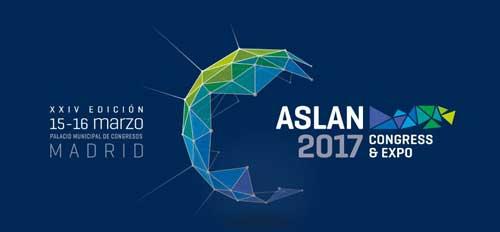 Falta menos de dos meses para la celebración del Congreso&Expo ASLAN2017, el gran encuentro anual que organiza la asociación y el marco de presentación de soluciones TIC
