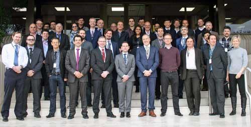 Expertos de 30 instituciones europeas de robótica espacial participantes en la reunión del clúster de Investigación Estratégica sobre Tecnologías de Robótica Espacial