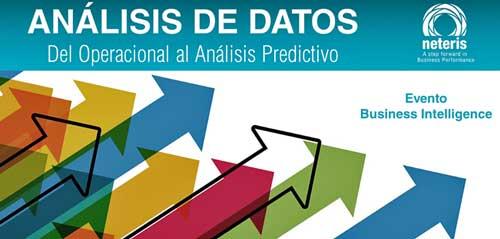 Neteris y Oracle organizan un evento sobre las ventajas del análisis de datos para el negocio