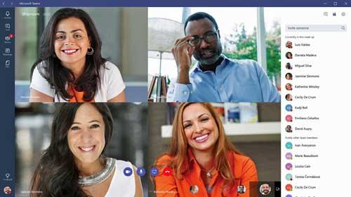 Microsoft Teams ya está a disposición de todos los clientes de Office 365