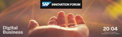 SAP Innovation Forum 2017 se celebrará el 20 de abril con el viaje hacia la economía digital de las empresas como protagonista