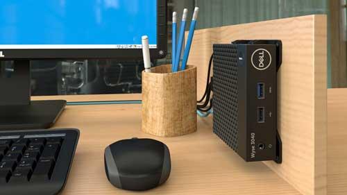 El thin client Dell Wyse 3040 es una solución endpoint asequible, eficiente y fácil de administrar