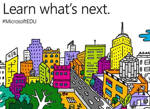 Microsoft ayuda a que estudiantes y profesores construyan el mundo futuro, con una propuesta educativa de colaboración y creatividad