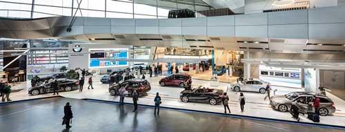 Los clientes de BMW interactúan con la marca a través de la plataforma ConnectedDrive - Foto: BMW Group