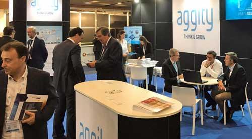 aggity muestra en Advanded Factories soluciones para la digitalización del sector industrial y el desarrollo de la fábrica 4.0