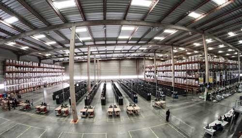 Indra ofrece a las empresas logísticas trazabilidad de productos, optimización en las operaciones y mejor gestión de los clientes