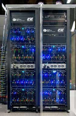 Prototipo de supercomputador del proyecto Mont Blanc