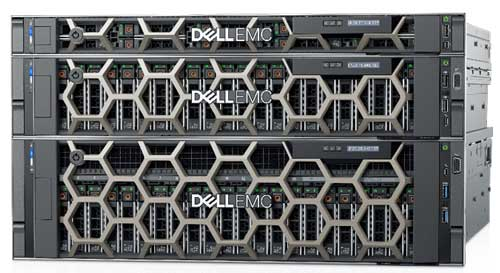 Dell EMC presenta servidores PowerEdge con procesadores Xeon Scalable de Intel