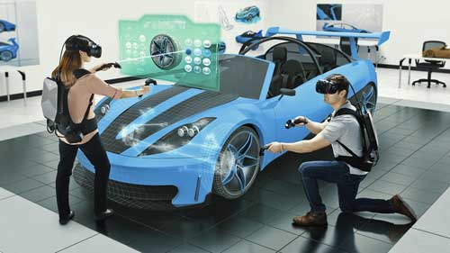 RV: HP presenta soluciones y servicios de realidad virtual para empresas y profesionales