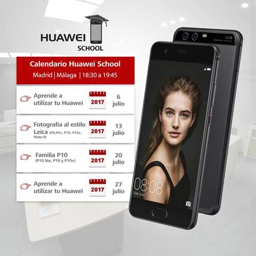 Huawei Consumo satisfecha con el proyecto School y sus centros de experiencia españoles
