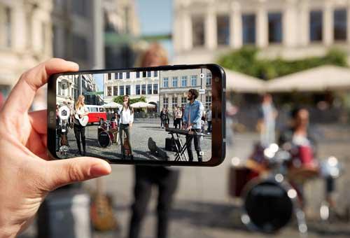 El smartphone LG Q6, el gama media con prestaciones premium
